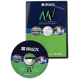 Brady 20700 Markware Facility Identification Software