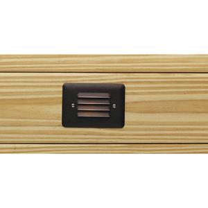 Kichler 15782AZT Deck LED, 1W, Mini Step Light Landscape