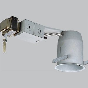"Progress Lighting P818-TG Non-IC Housing, 4"", Low Voltage, Remodel"
