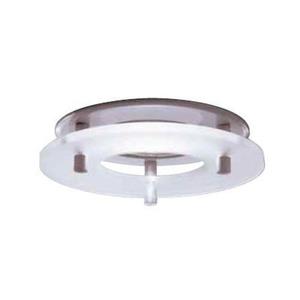 "Lightolier 317FGALX Shower Trim, 3-3/4"", Aluminum, Limited Quantities Available"