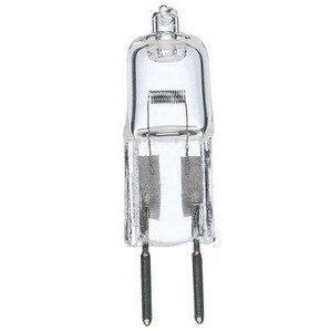 Satco S3179 Halogen Capsule Lamp, T3, 5W, 12V