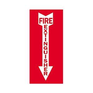 Brady 47039 Fire Sign