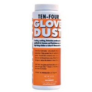 Salisbury 10-4 Glove Dust, 6 OZ, Squeeze Bottle