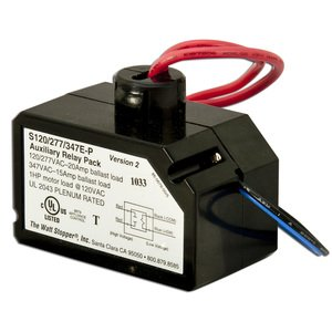 Wattstopper S120/277/347E-P Auxiliary Relay Power Pack