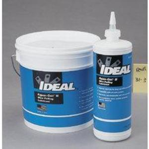 Ideal 31-375 Pulling Lube, Gel, 5 Gallon, Communications