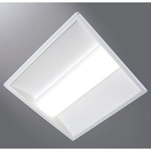 Metalux 22CZ-LD5-24-UNV-L840-CD1-SWPD1-U LED Troffer 2x2, 2400 Lumen, 4000K, 120-277V