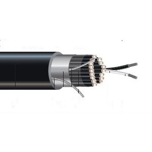 Southwire 59194899 Instrumentation Cable, 14/4, EPR/CPE Pairs, POS, TC-ER, 600V