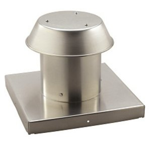 Broan 611CM BRN 611CM FLAT ROOF CURB MOUNT UP TO 8 INCH ROUND DUCT