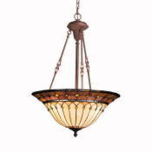Kichler 65187 Inverted Pendant 3lt