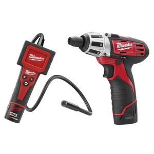 Milwaukee 2310-21P M12 Cordless Tool Kit