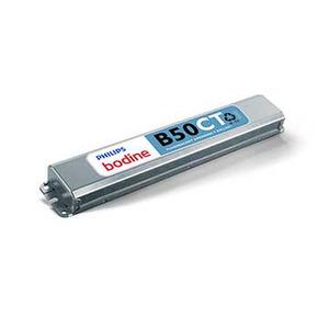 Bodine B50CT Emergency Lighting Equipment, Linear Fluorescent, 120-277V