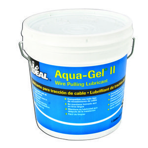 Ideal 31-371 Pulling Lube, Gel, 1 Gallon, Communications