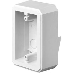 "Arlington FS8161 FS Box, Weatherproof, 1-Gang, Depth: 2"", For GFCI, Plastic"