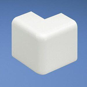 Panduit OCF10IW-X Outside Corner Fitting, Series LD10, Non-Metallic, Off-White