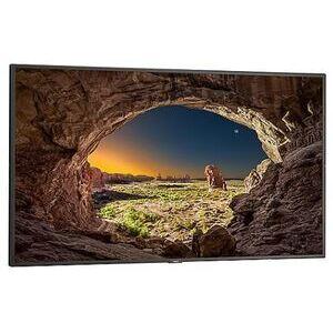"CDW 4534306 Video Monitor, LED, 55"" Viewable, NEC V554, 120VAC, No Tuner"