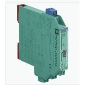 Pepperl Fuchs KCD2-SR-EX1.LB Switch Amplifier, 24VDC, 1 Channel Isolated Barrier, Signal Splitter