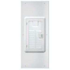 Leviton LDC20-W Indoor Load Center Cover and Door, 20 Space