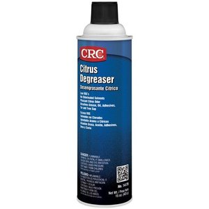 CRC 14170 Citrus Degreaser