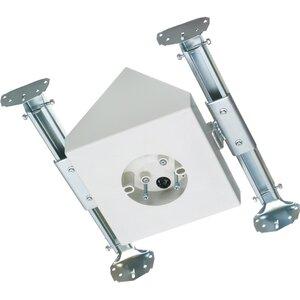Arlington FBX900 Fan/Fixture Mounting Box With Adjustable Brackets