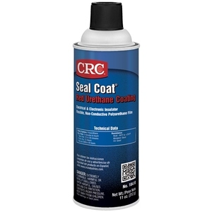 CRC 18410 Red Urethane Coating - 16oz Aerosol Can