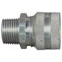 """Appleton CG-153200 Liquidtight Strain Relief Connector, 2"""", Straight, Aluminum"""