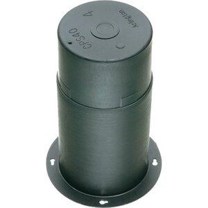 "Arlington CPS40 Concrete Pipe Sleeve, 4"", Plastic, Black"