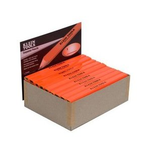 Klein 98557 Carpenter Pencil, Flat Shape