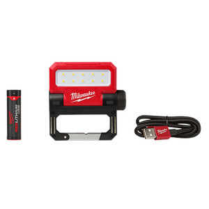 Milwaukee 2114-21 USB Rechargeable ROVER™ Pivoting Flood Light
