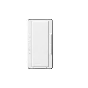 Lutron MALV-1000-WH Decora Dimmer, 1000W, Digital Fade, Maestro, White