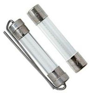 "Eaton/Bussmann Series AGC-15-R Fuse, 15 Amp, Fast-Acting, Glass, 1/4"" x 1-1/4"", 250VAC, RoHS"