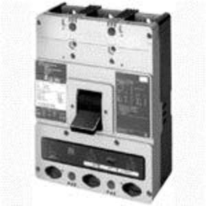 Eaton LD3600F Breaker, Molded Case, 600A, 3P, 600V, 250 VDC, Frame Only