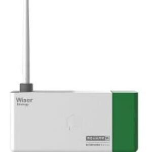 Square D WISERCTPV Home Management, Energy Disaggregation Monitor, Solar CT's , Wiser Link