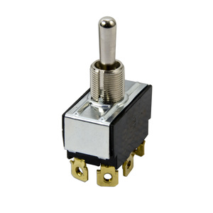 McGill 01210004N Toggle Switch, DPDT, Momentary