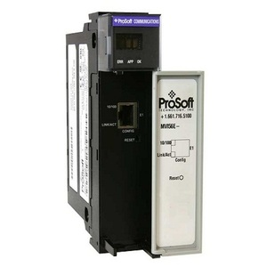 Prosoft Technology MVI56E-MNET Communications Module, Modbus, TCP/IP, Client Server, Enhanced