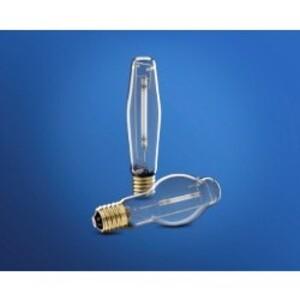 SYLVANIA LU100/PLUS/ECO High Pressure Sodium Lamp, Non-Cycling, ET23-1/2, 100W, Clear