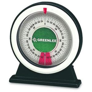 Greenlee 1895 Angle Protractor with Magnetic Base