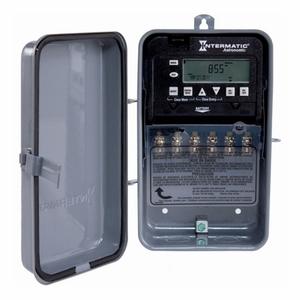 Intermatic ET8115CR Int-mat Et8115cr 7-day 20/30 Amp Sp