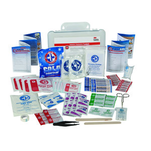 3M FA-H1-118PC-DC 118 Piece First Aid Kit