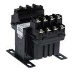 Hammond Power Solutions PH100AJ Transformer, Control, PH Series, 100VA, 600 - 120VAC, 1PH, Fused
