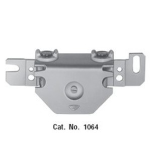 Edwards 1064-R5 Buzzer, Type: Strap-Mounted, Flush Mount, 240V AC, 0.25A, Zinc Finish