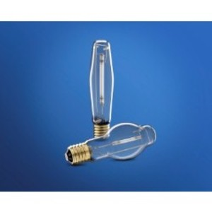 SYLVANIA LU150/55/PLUS/ECO High Pressure Sodium Lamp, Non-Cycling, ET23-1/2, 150W, Clear