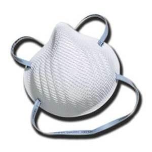 Cully 19602 Econo N95 Respirator 5pk Clam