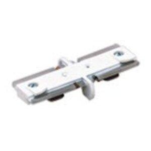 Lightolier 6149NWH Advent Mini Coupler, White