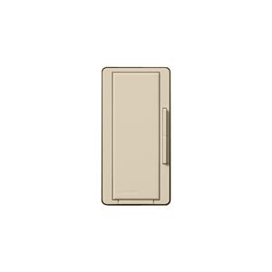 Lutron MA-R-AL Companion Dimmer,Decora, 600/100W, Maestro, Almond