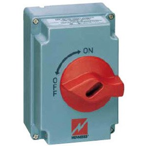 Mennekes ME30XMS1M2 Disconnect Switch, 30A 600VAC, Replacement Device, 15HP Rated