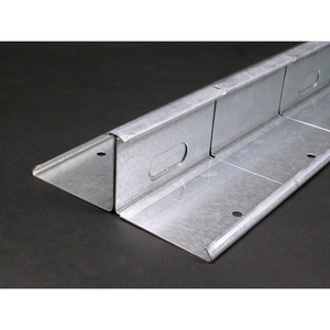 "Wiremold DS4000B Raceway Base, 4000 Series, Steel, 5-1/2"" Wide x 10' Long"
