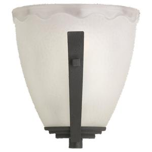 Sea Gull 41640-839 1light Wall Sconce Blacksmith