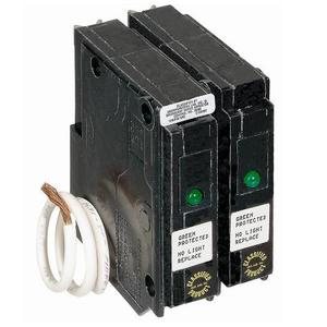 Eaton CHQSA Breaker, Surge, 120/240V, 1PH, 2P, CHQ Replacement, 480 Joules