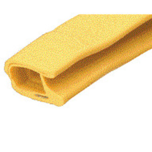 GEM Specialties QUICKEDGE Standard Lip Trim, Yellow