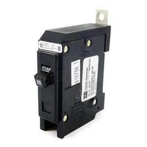 Eaton GHQ1020 Breaker, 20A, 1P, 277 VAC, Type GHQ, 14 kAIC